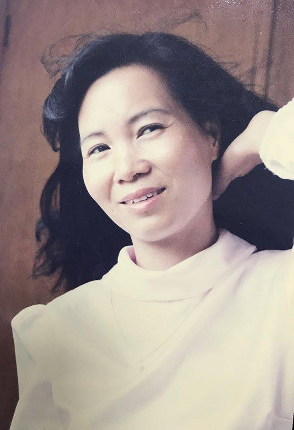 Weiwei's mother