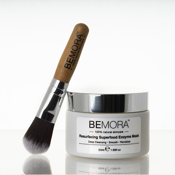 Resurfacing superfood enzyme mask from Bemora